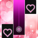 Heart Piano Tiles cho Android