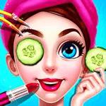 Princess Salon Makeup - Girl Games