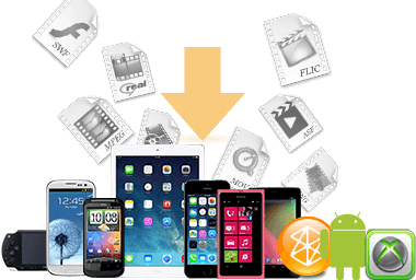 Any Video Converter Free supports multiple formats