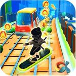 Ninja Subway City cho iOS