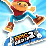 Epic Skater 2 cho iOS
