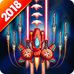 Space X: Sky Wars of Air Force cho Android