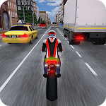 Race the Traffic Moto cho Android
