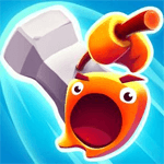 Smashers.io: Foes in Worms Land cho iOS
