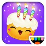 Toca Birthday Party cho iOS