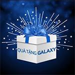 Quà tặng Galaxy cho Android