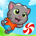 Talking Tom Candy Run cho Android