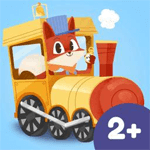 Little Fox Train Adventures cho iOS