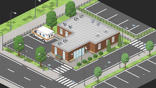 Project Hospital liên tục bổ sung tính năng mới, thay đổi và sửa lỗi để hoàn thiện trò chơi