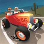 Great Race - Route 66 cho iOS