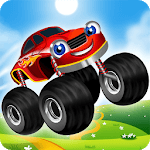 Monster Trucks Kids Racing cho Android