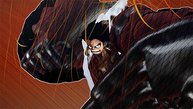 Dàn nhân vật bước ra từ bộ truyện và phim One Piece