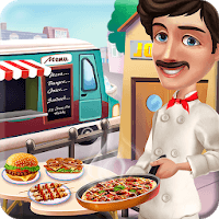 School Food Truck Cooking and Cleaning cho Android