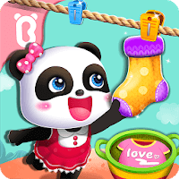 Baby Panda Gets Organized cho Android