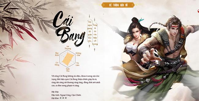 Đồ hoạ 3D tuyệt vời của Tân Thiên Long Mobile