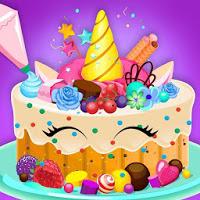 Unicorn Cake Baker cho Android