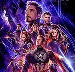 Poster Avengers: Endgame 2019