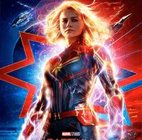 Poster Captain Marvel