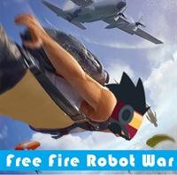 Garena Free Fire Robot War
