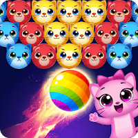 Bubble Shooter Cat cho Android