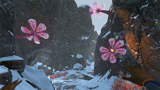 In-game Story Subnautica Below Zero continues from the original game