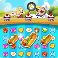 Yummy Journey Match 3 cho Android
