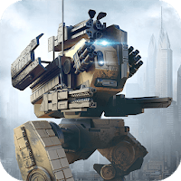WWR: World of Warfare Robots cho Android