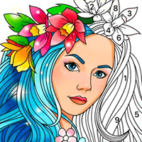 Color Fun - Color by Number cho iOS