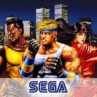 Streets of Rage Classic cho Android