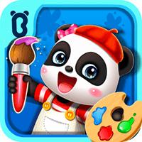 Baby Panda's Art Classroom cho iOS