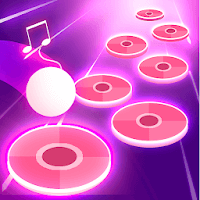 Pink Tiles Hop 3D cho Android