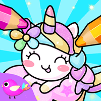Dream Color Cartoon World cho iOS
