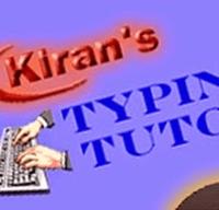 Kiran's Typing Tutor
