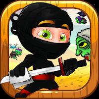 Little Ninja Run: An Adventure Survival cho Android