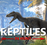 Reptiles: In Hunt