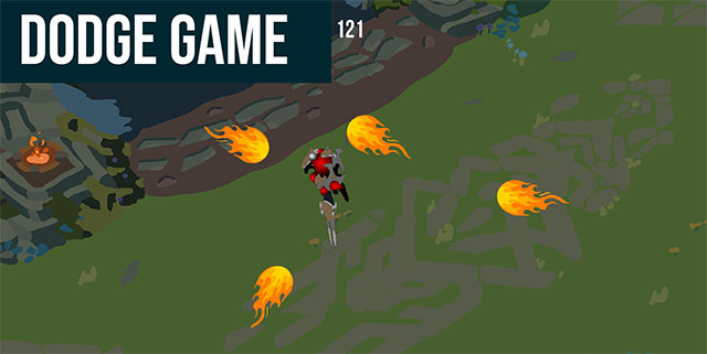 dodge trong game là gì LOL Dodge Game 2.2.2 - Game luyện kỹ năng cho Liên Minh Huyền Thoại