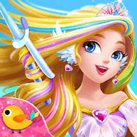 Sweet Princess Fantasy Hair Salon cho Android