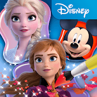 Disney Coloring World cho Android