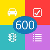600 câu hỏi giấy phép lái xe cho iOS
