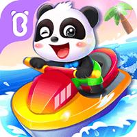 Baby Panda Vacation cho iOS