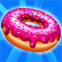 Cooking Donut Bakery
