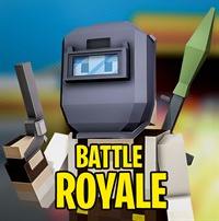 Pixel Destruction: 3D Battle Royale