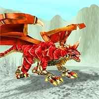 Dragon Simulator Flying