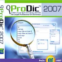 Prodict 2007