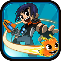 Slugterra: Slug it Out cho iOS