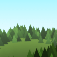 Forest Live Wallpaper cho Android