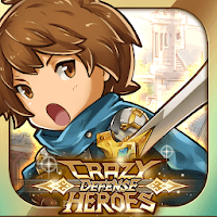 Crazy Defense Heroes cho Android
