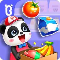 Baby Panda's Town: Supermarket cho Android