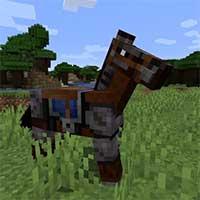 Netherite Horse Armor Mod