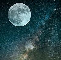 Bộ hình nền bầu trời đêm cho iPhone